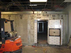 Reinforced Concrete Modular Vault Systems