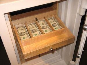 Cash Storage Drawer