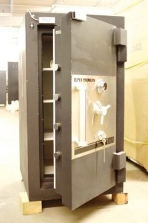 used ism super treasury 4420 trtl30x6 safe .1 - empiresafe